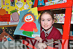 ART ATTACK: Laura Murphy from Rockchapel who won the Newmarket Credit Union and Chapter 11 Art  finals. Her winning entry will be one of 20 selected for the National finals.   Copyright Kerry's Eye 2008