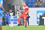 Adam Bodzek (#13, Fortuna Duesseldorf) am Ball beim Spiel in der Fussball Bundesliga, TSG 1899 Hoffenheim - Fortuna Duesseldorf.<br /> <br /> Foto © PIX-Sportfotos *** Foto ist honorarpflichtig! *** Auf Anfrage in hoeherer Qualitaet/Aufloesung. Belegexemplar erbeten. Veroeffentlichung ausschliesslich fuer journalistisch-publizistische Zwecke. For editorial use only. DFL regulations prohibit any use of photographs as image sequences and/or quasi-video.