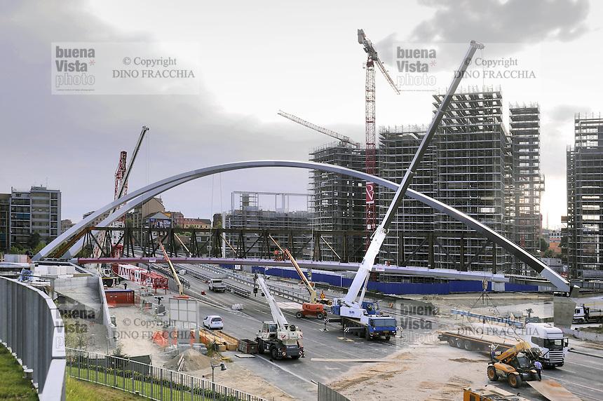 Milan changing milano che cambia dino fracchia for Viale serra milano