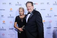 NEW YORK, NY 21.11.2016 - EMMY-2016 - Ed Schultz durante tapete vermelho do Emmy Internacional 2016 prêmio dos melhores atores e novelas da TV, em Nova York, nos Estados Unidos na noite desta segunda-feira, 21. (Foto: Vanessa Carvalho/Brazil Photo Press)