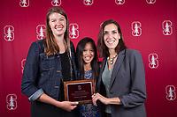 Stanford, CA - June 15, 2017: Stanford Athletics Board Awards Ceremony at Bing Concert Hall.
