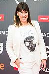 """Mabel Lozano attends to the presentation of the """"Premios Platino"""" at Palacio de Cristal in Madrid. April 07, 2017. (ALTERPHOTOS/Borja B.Hojas)"""