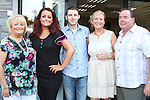 Linda Boylan with her husband Johnny and her family at the opening of Fabulous Salon...Photo NEWSFILE/Jenny Matthews.(Photo credit should read Jenny Matthews/NEWSFILE)....This Picture has been sent you under the condtions enclosed by:.Newsfile Ltd..The Studio,.Millmount Abbey,.Drogheda,.Co Meath..Ireland..Tel: +353(0)41-9871240.Fax: +353(0)41-9871260.GSM: +353(0)86-2500958.email: pictures@newsfile.ie.www.newsfile.ie.FTP: 193.120.102.198.