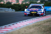 June 17th 2017, Hunaroring, Budapest, Hungary; DTM Motor racing series;  5 Mattias Ekstrom (SWE, Audi Team Abt, Audi RS5 DTM)