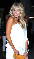 NEW YORK, NY May 29, 2018:Christie Brinkley attend Bella New York Beauty Issue Cover Launch Party at La Puiperia in New York. May 29, 2018 <br /> CAP/MPI/RW<br /> &copy;RW/MPI/Capital Pictures