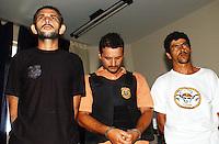 A Prisão dos Criminosos