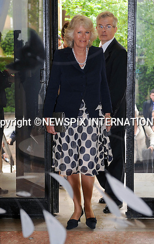 "PRINCE CHARLES and CAMILLA_Duchess of Cornwall.Visits the Guggenheim Collection at the Guggenheim Museum_Venice_28/04/2009.Mandatory Photo Credit: ©Dias/Newspix International..**ALL FEES PAYABLE TO: ""NEWSPIX INTERNATIONAL""**..PHOTO CREDIT MANDATORY!!: NEWSPIX INTERNATIONAL(Failure to credit will incur a surcharge of 100% of reproduction fees)..IMMEDIATE CONFIRMATION OF USAGE REQUIRED:.Newspix International, 31 Chinnery Hill, Bishop's Stortford, ENGLAND CM23 3PS.Tel:+441279 324672  ; Fax: +441279656877.Mobile:  0777568 1153.e-mail: info@newspixinternational.co.uk"