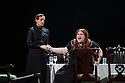 English National Opera presents THE FORCE OF DESTINY, by Verdi, directed by Calixto Bieito, at the London Coliseum. Co-production with Metropolitan Opera, New York and the Canadian Opera Company, Toronto. Picture shows: Clare Presland (Curra), Tamara Wilson (Leonora).