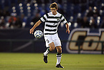 09 December 2011: UNCC's Thomas Allen. The Creighton University Bluejays played the University of North Carolina Charlotte 49ers to a 0-0 overtime tie, the 49ers won the penalty shootout 4-1 to advance at Regions Park in Hoover, Alabama in an NCAA Division I Men's Soccer College Cup semifinal game.