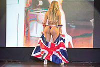 CIDADE DO MÉXICO, MÉXICO, 30.09.2019 - MISS-BUMBUM - Jessica Lopes durante a final do concurso Miss Bumbum World na  ForoTotal Play na Cidade do México na capital mexicana nesta segunda-feira, 30.  (Foto: William Volcov/Brazil Photo Press)