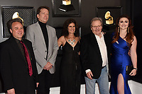 LOS ANGELES - JAN 26:  Delbert McClinton, Self-Made Me at the 62nd Grammy Awards at the Staples Center on January 26, 2020 in Los Angeles, CA