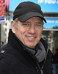 """All My Children's Tom Wopat """"Hank Pelham"""" stars in the New Broadway Musical - Catch Me If You Can on March 16, 2011 at the Neil Simon Theatre, New York City, New York. (Saw the musical - great.) The play is in previews right now. (Photo by Sue Coflin/Max Photos)"""