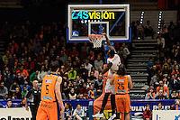 Valencia Basket 89-76 Montakit Fuenlabrada (17-1-2015)