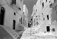 - Apulia, the medieval old town of Ostuni (Brindisi)<br /> <br /> - Puglia, il centro storico medioevale di Ostuni (Brindisi)