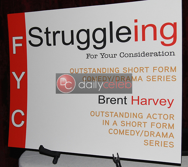 "Struggleing FYC Outstanding Short Form Comedy-Drama Series<br /> at the ""Struggleing"" For Your Consideration event hosted by A. Whole Productions and Brent Harvey Films, Crossroads Kitchen, Los Angeles, CA 06-06-18<br /> David Edwards/DailyCeleb.com 818-249-4998"