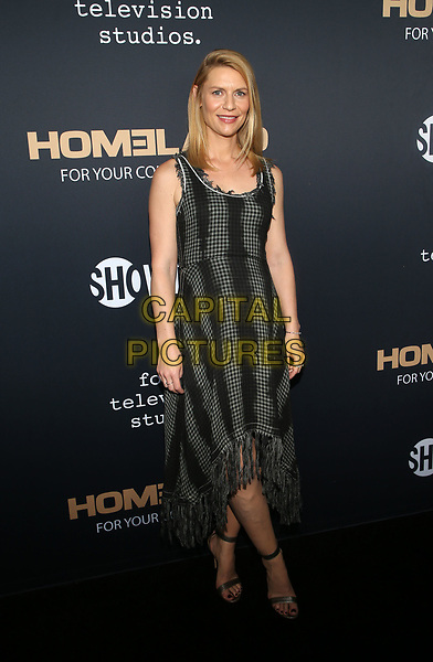 BEVERLY HILLS, CA - JUNE 5: Claire Danes,  pictured at the Homeland FYC event at the Writers Guild Theater in Beverly Hills, California on June 5, 2018. <br /> CAP/MPI/FS<br /> &copy;FS/MPI/Capital Pictures