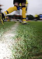 FUSSBALL   1. BUNDESLIGA   SAISON 2011/2012   TESTSPIEL Bayer 04 Leverkusen - Rangers FC                       13.07.2011 Symbolbild Fussball