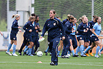 22 April 2008: Assistant Coach Erica Walsh. The United States Women's National Team held a training session on Field 3 at WakeMed Soccer Park in Cary, NC.