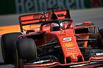 07.06.2019, Circuit Gilles Villeneuve, Montreal, FORMULA 1 GRAND PRIX DU CANADA, 07. - 09.06.2019<br /> , im Bild<br />Sebastian Vettel (GER#5), Scuderia Ferrari Mission Winnow <br /> <br /> Foto © nordphoto / Bratic