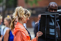 NOVA YORK, EUA, 05.09.2019 - CELEBRIDADE-EUA - Lindsey Stirling , violinista, cantora e compositora é vista no bairro do Soho em Manhattan na cidade de Nova York nesta quinta-feira, 05 (Foto: Vanessa Carvalho/Brazil Photo Press/Folhapress)