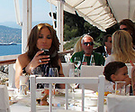 Jennifer Lopez with her son Max..Jennifer Lopez has lunch with husband Marc Anthony, Goga Ashkenazi and her kids..2010 Cannes Film Festival..Hotel Du Cap..Cap D'Antibes, France..Thursday, May 20, 2010..Photo By iSnaper App/ CelebrityVibe.com.To license this image please call (212) 410 5354; or Email: CelebrityVibe@gmail.com ; .website: www.CelebrityVibe.com.