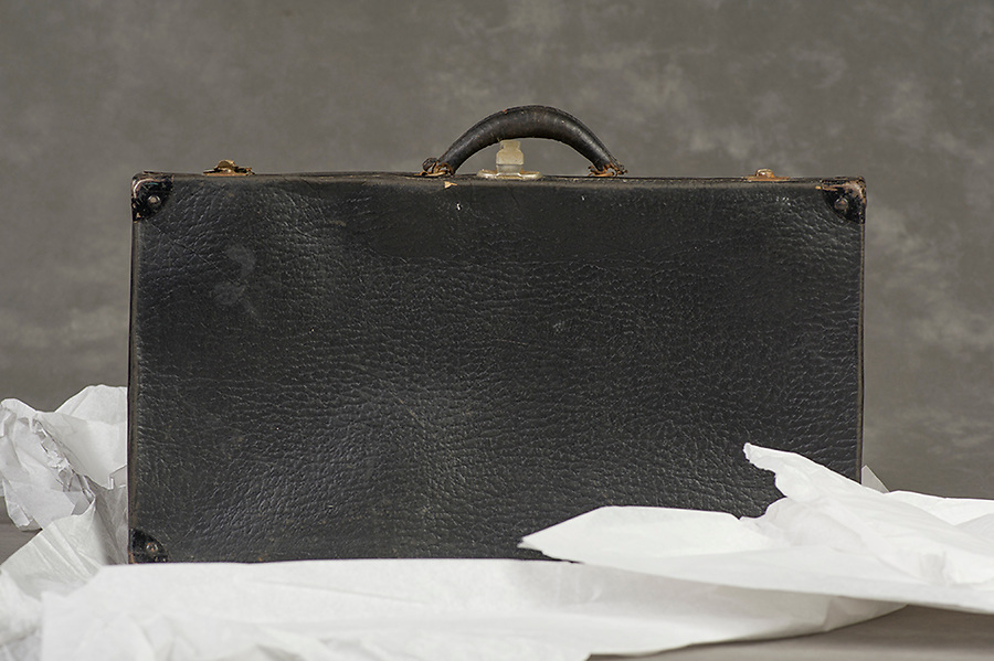 Willard Suitcases / Edith Cal / ©2014 Jon Crispin