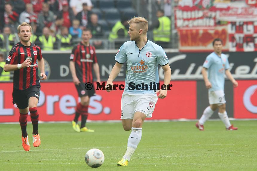 Johannes Geis (Mainz) - Eintracht Frankfurt vs. 1. FSV Mainz 05