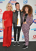 Paloma Faith, Sigala (Bruce Fielder) and Ella Eyre at the Capital FM Summertime Ball 2018, Wembley Stadium, Wembley Park, London, England, UK, on Saturday 09 June 2018.<br /> CAP/CAN<br /> &copy;CAN/Capital Pictures