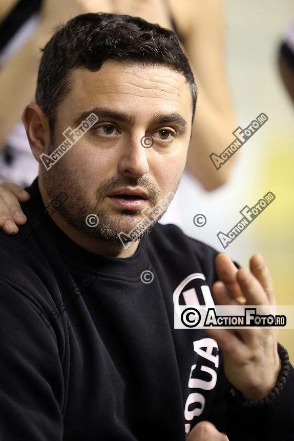 Miljan Medvedj director tehnic Universitatea Cluj