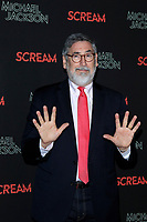LOS ANGELES - OCT 24: John Landis at The Estate of Michael Jackson and Sony Music present Michael Jackson Scream Halloween Takeover at TCL Chinese Theatre IMAX on October 24, 2017 in Los Angeles, California