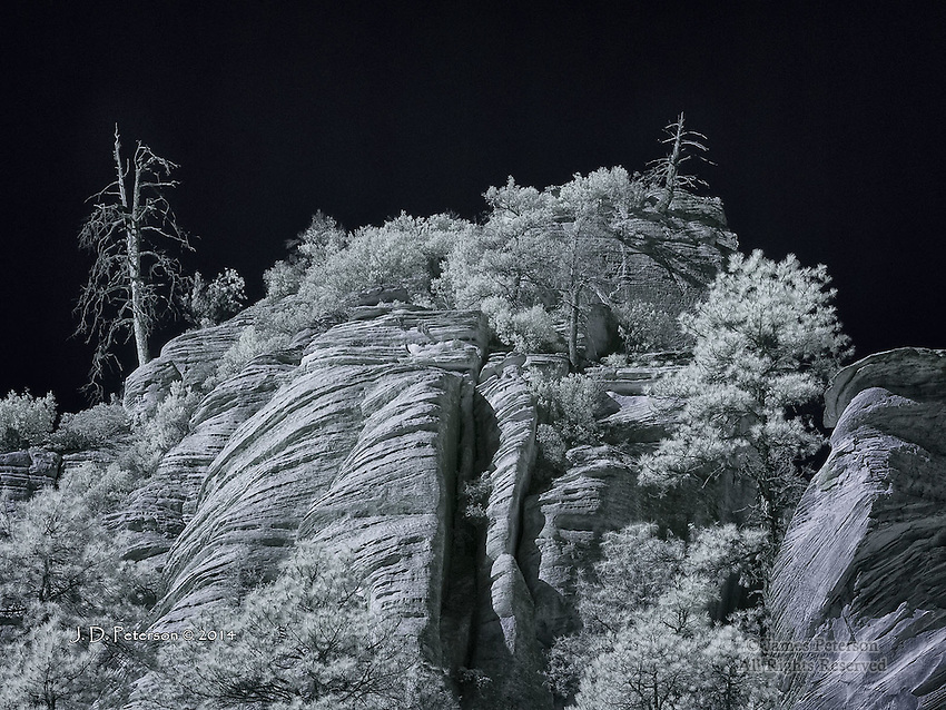 Ridgetop World, West Fork of Oak Creek