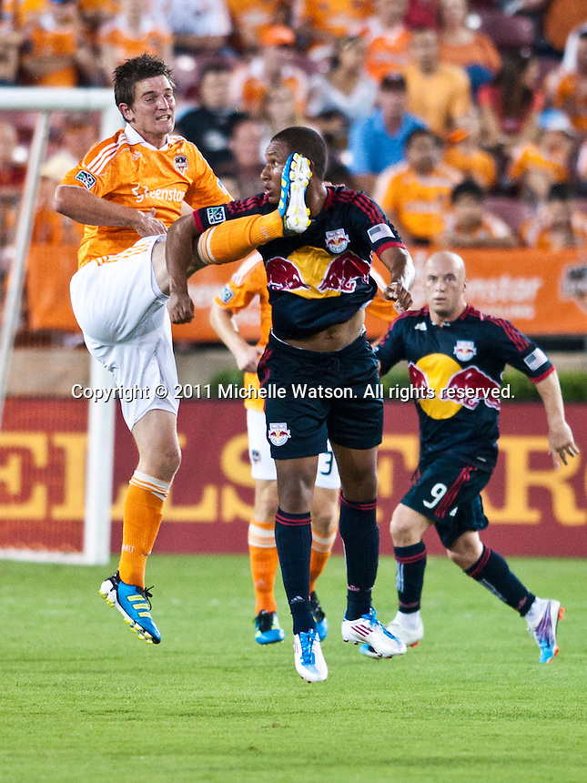 Houston Dynamo vs. New York Red Bull