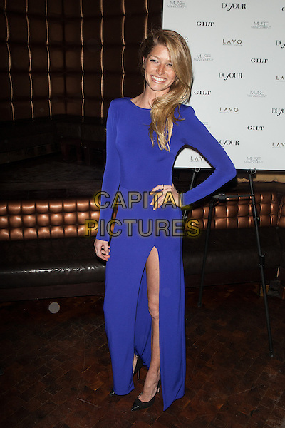 NEW YORK, NY - MARCH 27: Heide Lingren attends DuJour Magazine Spring 2014 Issue celebration with Jennifer Connelly at Lavo on March 27, 2014 in New York City.<br /> CAP/MPI/COR<br /> &copy;Corredor99/ MediaPunch/Capital Pictures