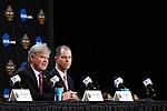 2017 Mark Emmert and Dan Gavitt Press Conference