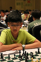 The Harker School - MS - Middle School - Shaunak Maruvada, grade 6, tied at 5th place in the Under 20 Section in the US National Junior Congress Chess Championship held over the weekend in Burlingame. Overall, he finished with a score of 3 out of  5! - Photo provided by Surekha Nidamarty