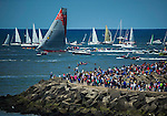 Volvo Ocean Race 2014-2015 | Leg 9 Lorient-Gothenburg | The Hague | The Netherlands