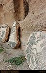 Baths of Caracalla Mosaics East Palaestra (Greek Wrestling Room) Aventine Hill Rome