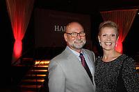NWA Democrat-Gazette/CARIN SCHOPPMEYER David and Debi Thurow help support Hope Cancer Resources on Sept. 30.