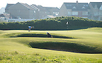 PORTRUSH - Hole 17. ROYAL PORTRUSH GOLF CLUB. The Dunluce Championship Course.COPYRIGHT KOEN SUYK