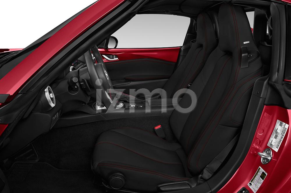 Front seat view of 2019 Mazda MX-5 Skycruise 2 Door Targa Front Seat  car photos