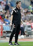 Celta de Vigo's coach Eduardo Berizzo during La Liga match.September 20,2014. (ALTERPHOTOS/Acero)