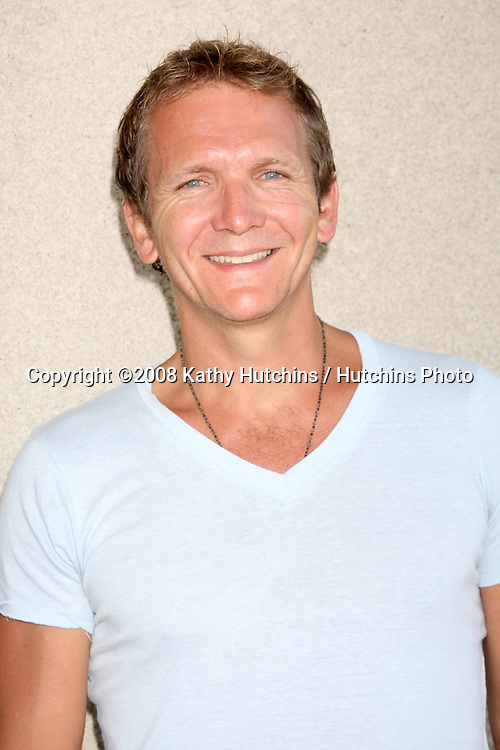 Sebastian Roche arriving at the General Hospital Fan Club Luncheon at the Airtel Plaza Hotel in Van Nuys, CA   on July 18, 2009 .©2008 Kathy Hutchins / Hutchins Photo..