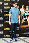 """Julian Lopez during the presentation of the spanish film """"El Tiempo de los Monstruos"""" in Madrid. September 28, Spain. 2016. (ALTERPHOTOS/BorjaB.Hojas)"""