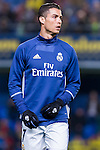 Cristiano Ronaldo of Real Madrid in training prior to the La Liga match between Villarreal CF and Real Madrid at the Estadio de la Cerámica on 26 February 2017 in Villarreal, Spain. Photo by Maria Jose Segovia Carmona / Power Sport Images