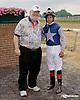 John Walters and Fray Martinez at Delaware Park on 7/26/14