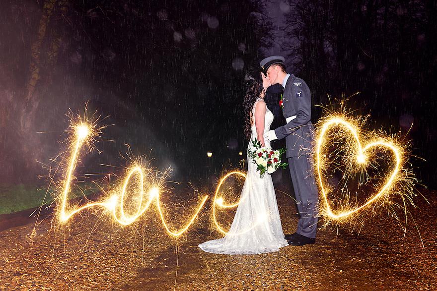 Flitwick Manor Winter Wedding