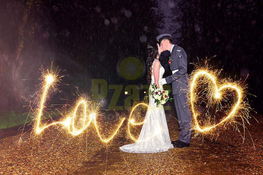 Flitwick Manor Winter Wedding
