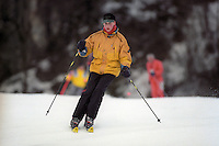 Prince William Skiing in Klosters, Switzerland