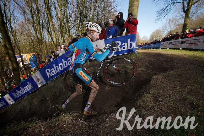 Michael Vanthourenhout (BEL)<br /> <br /> 2014 UCI cyclo-cross World Championships, Men U23