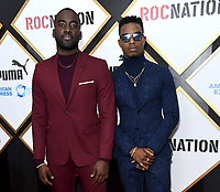 09 February 2019 - Los Angeles, California - Shamier Anderson, Stephan James. 2019 Roc Nation THE BRUNCH held at a Private Residence. Photo Credit: Birdie Thompson/AdMedia
